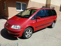 Volkswagen Sharan 1,8t 150cp 2002 full