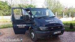 Ford Trasit basculabil