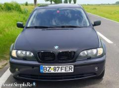 BMW Seria 3 facelift 2002