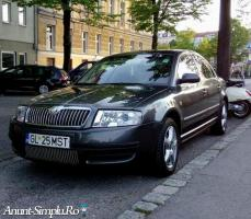 Skoda Superb 1,9 Tdi 2005