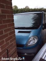 Vauxhall vivaro 1.9 dti 2003