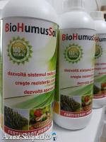 Biohumussol – ingrasamant natural organic
