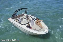 Barca Jeanneau 6.5BR cu motor 150Cp