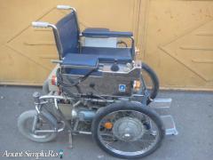 Carucior electric handicap