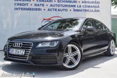 Audi A7 Quattro S-line