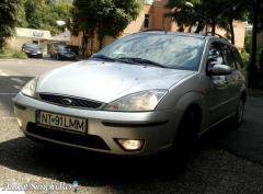 Ford Focus 2002 Ghia