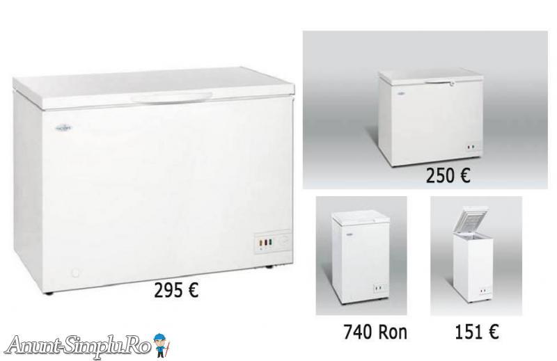 Lazi noi frigorifice cu capac SCAN