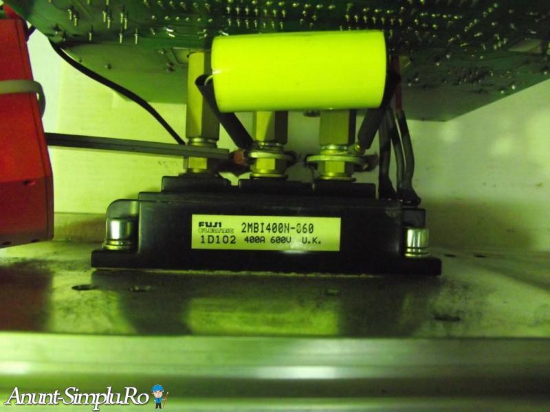 Original Fuji Electric IGBT 2MBI400N060