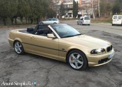 BMW Seria 3 e46 2001 Cabrio