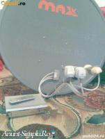Antena   MAX Tv