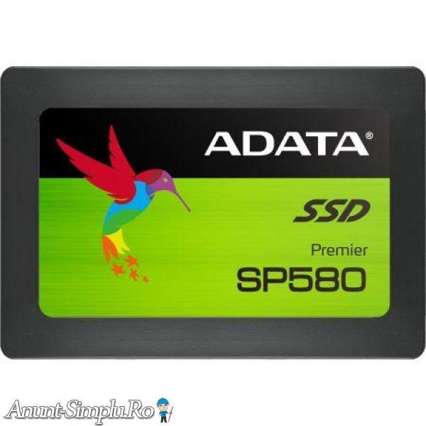 Solid State Drive (SSD) Adata Premier SP580, 120GB