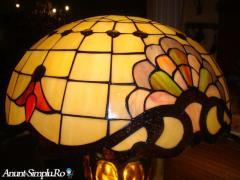 veioza vintage still TIFFANY mare