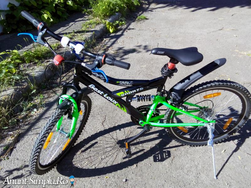 Bicicleta  Model  2016