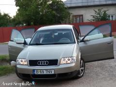 Audi A6 1.9 131CP Xenon Jante
