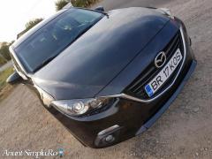 Mazda 3 Challenge 2014