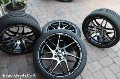 Jante BBS r19 CX-r ORIGINALE made in Germany 5x112 Audi