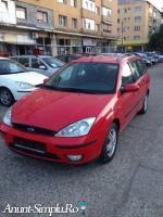 Ford Focus 1.6 An 2002