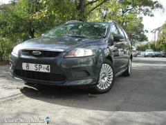 Ford Focus 1,6 tdci Econetic 2009, Consum mic!