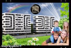 Apartament 2 camere, Direct Dezvoltator, 51mp, Rosu Ilfov