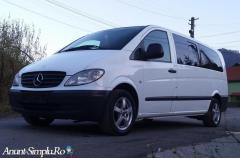 Mercedes-Benz Vito Extra Long 8+1