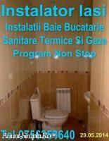 instalator sanitar iasi 0756353640