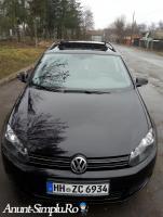 Volkswagen Golf 6 Variant 2013 2.0 TDI Panoramic Climatronic