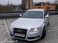 Audi A6 Quatrro Full Led Camera An 2011