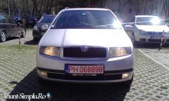 Skoda Fabia-1.4Tdi/80cp-2004-Import Austria-Inmatriculata-