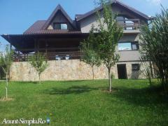 vila  lux la 40km de Sinaia si 99km de Bucuresti