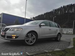 Volkswagen Passat DSG (padele)!RAR EFECTUAT
