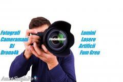 Servicii Foto-Video DJ nunti botezuri 2018-2019