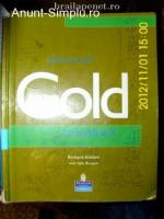 Vand Manual Limba engleza Advanced GOLD Coursebook