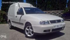 Volkswagen CADDY (Inca) 1.9 TDI ALH 2004