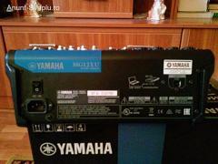 Vand Mixer YAMAHA MG12XU Usb