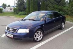 Audi A6 2.4 Benzina + LPG