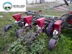 Schimb utilaje agricole cu tractoare