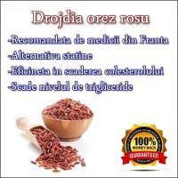 Tratament colesterol si trigliceride cu Drojdie de orez rosu