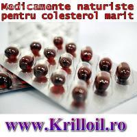 Medicamente naturiste pentru colesterol marit