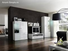Mobilier modern living, dining, dormitor.