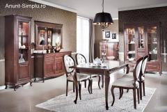 Mobilier stil clasic sufragerie, living sau dormitor.