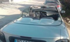 renault cabrio vand schimb