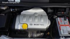 Opel zafira An 2002 euro 4