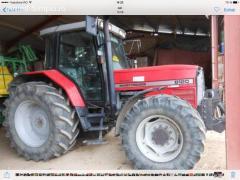 Tractor Massey Ferguson 8120