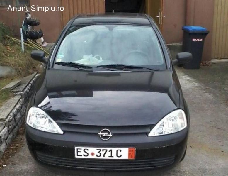 Opel Corsa C An 2001