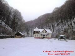 Cabana Caprioarei Sighisoara