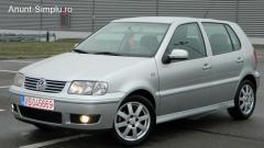 Volkswagen Polo 2001 1.4-16v/101cp Euro4