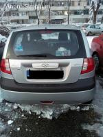 Hyundai Getz An 2007 km.27590