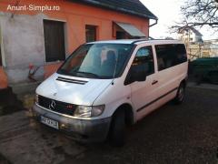 Mercedes-Benz Vito 110cdi An 2002