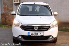 Dacia Lodgy An 2013 1.5 TDI