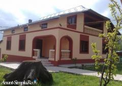 Vila Odobesti + Teren + Anexa 2 camere (subsol-parter-etaj )